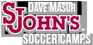 Dave Masur – St. John's Soccer Camps Logo